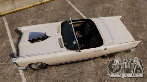 Peyote 1950 v2.0 para GTA 4 visión correcta