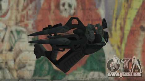 Ballesta de Timeshift para GTA San Andreas