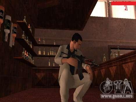 Weapon Pack para GTA San Andreas quinta pantalla