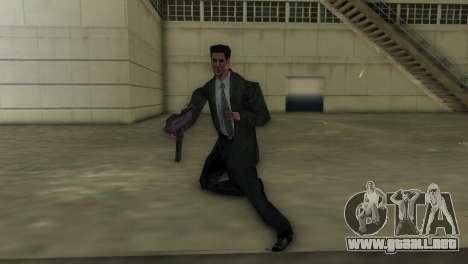 Max Payne para GTA Vice City quinta pantalla