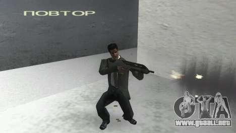 Saritch 308 para GTA Vice City sucesivamente de pantalla