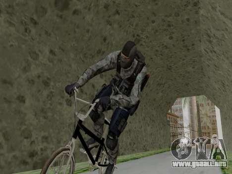 Cell para GTA San Andreas quinta pantalla