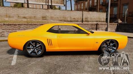 GTA V Gauntlet 450cui Turbocharged para GTA 4 left