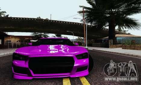 Búfalo de GTA V para la visión correcta GTA San Andreas