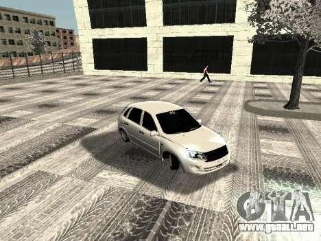 Vaz 2190-1119 para GTA San Andreas