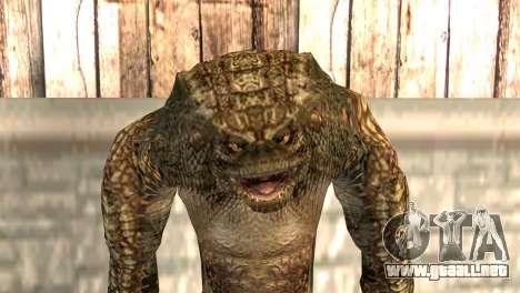 Hunter para GTA San Andreas tercera pantalla