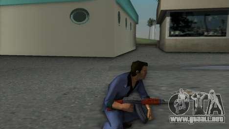 Vz-58 para GTA Vice City segunda pantalla