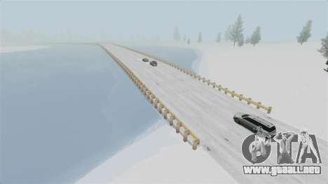 Ubicación del país de las maravillas del Ártico para GTA 4 tercera pantalla