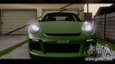 RUF RGT-8 para la visión correcta GTA San Andreas