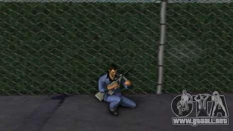Steyr AUG para GTA Vice City sexta pantalla