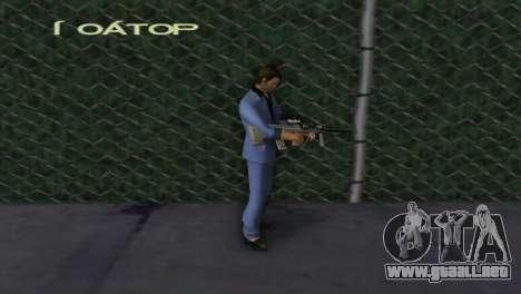 Steyr AUG para GTA Vice City tercera pantalla