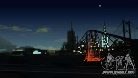 ENBSeries By AVATAR v3 para GTA San Andreas segunda pantalla
