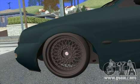 Ford Scorpio MkII V8 para la visión correcta GTA San Andreas