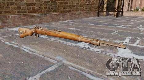 Rifle Kar98k para GTA 4