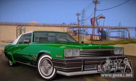 GTA V Manana para GTA San Andreas