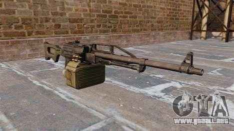 Ametralladora de propósito general 41 P 6 para GTA 4