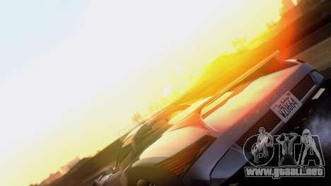 ENBSeries By AVATAR v3 para GTA San Andreas tercera pantalla