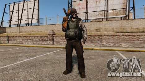 El equipo terrorista para GTA 4