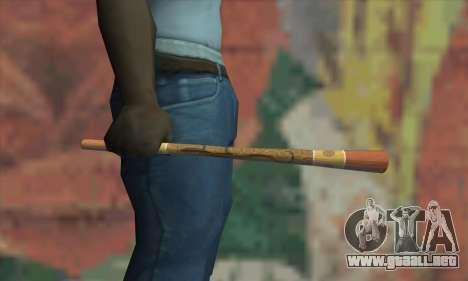 Dudochka para GTA San Andreas tercera pantalla