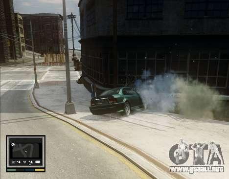 Map V Style para GTA 4 tercera pantalla