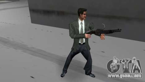 SPAS 12 para GTA Vice City segunda pantalla