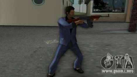 Vz-58 para GTA Vice City tercera pantalla
