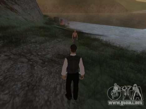 Un mito sobre el pescador para GTA San Andreas sexta pantalla