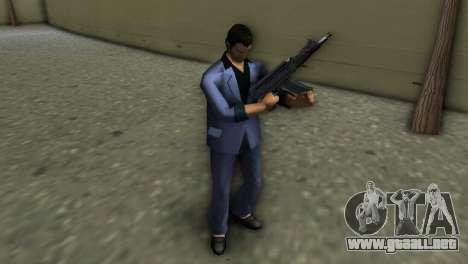 Dragunov automática compacta (MA) para GTA Vice City segunda pantalla