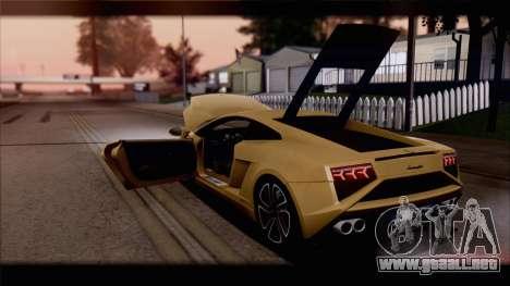 Lamborghini Gallardo LP560-4 Coupe 2013 V1.0 para las ruedas de GTA San Andreas