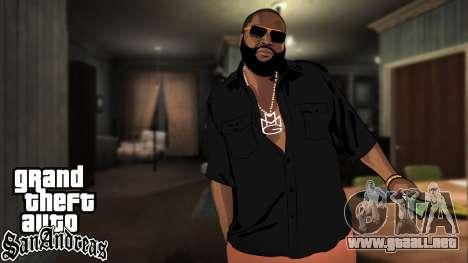 Loadscreens American Rap para GTA San Andreas sexta pantalla