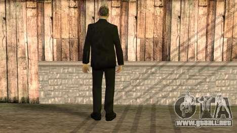 Blancanieves para GTA San Andreas segunda pantalla