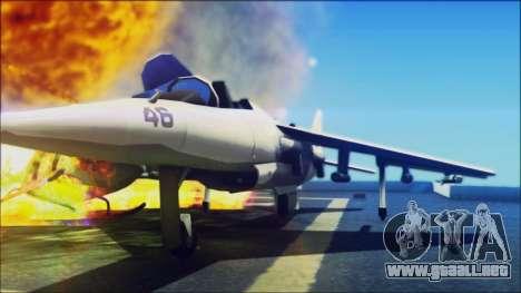 Sonic Unbelievable Shader v7 para GTA San Andreas quinta pantalla