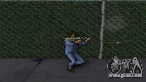 Steyr AUG para GTA Vice City quinta pantalla