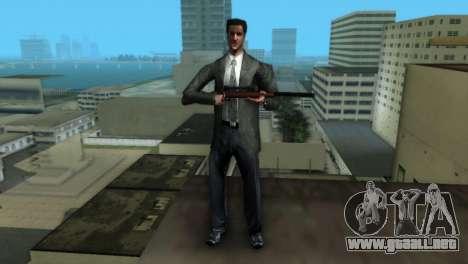 Max Payne para GTA Vice City segunda pantalla