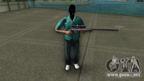 AWP para GTA Vice City tercera pantalla