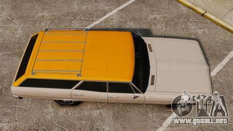 GTA IV TLAD Regina para GTA 4 visión correcta