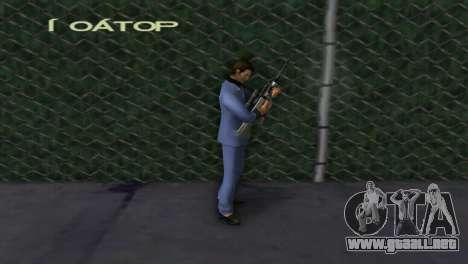 Steyr AUG para GTA Vice City segunda pantalla