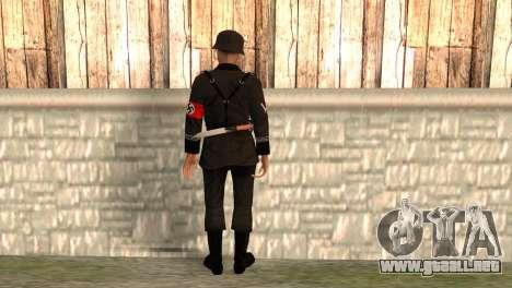 Soldados fascistas para GTA San Andreas segunda pantalla