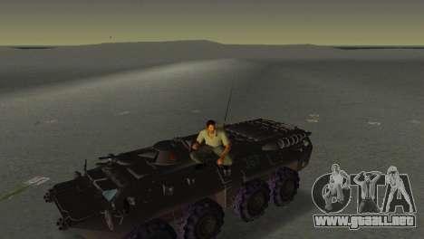 Afgano para GTA Vice City segunda pantalla