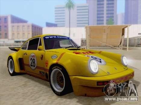 Porsche 911 RSR 3.3 skinpack 1 para las ruedas de GTA San Andreas