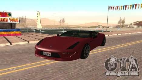 Carbonizzare de GTA 5 para GTA San Andreas left