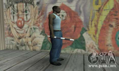 Wand G.I.B.D.D. para GTA San Andreas tercera pantalla