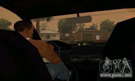 Presidente del GTA IV para la visión correcta GTA San Andreas