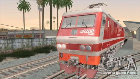 ÈP200-0001 para GTA San Andreas