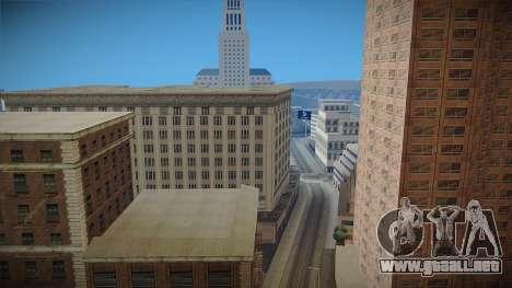 GTA HD Mod 3.0 para GTA San Andreas séptima pantalla
