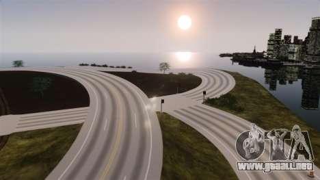 Ubicación StartMap para GTA 4 tercera pantalla