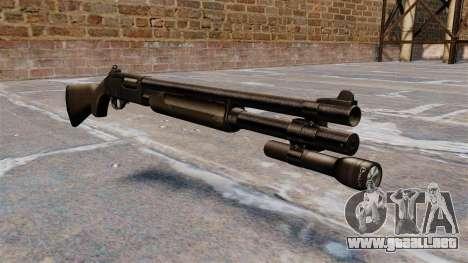 Escopeta Remington 870 Wingmaster para GTA 4