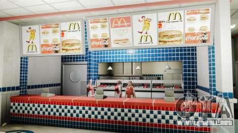 Comer McDonalds y Taco Bell para GTA 4 tercera pantalla