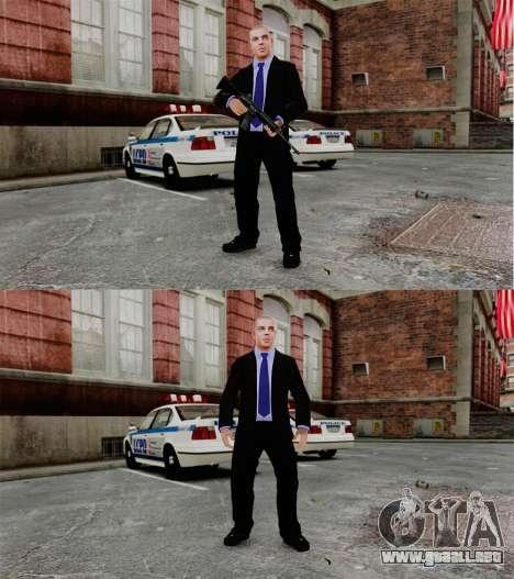 La eliminación de las armas para GTA 4