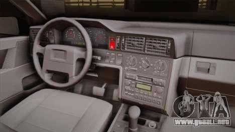 Volvo 850 Estate Turbo 1994 para la visión correcta GTA San Andreas